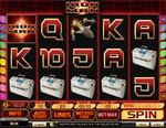 New casino game iron man slots