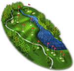 Golf course en