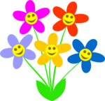 Free spring clipart flowers 03