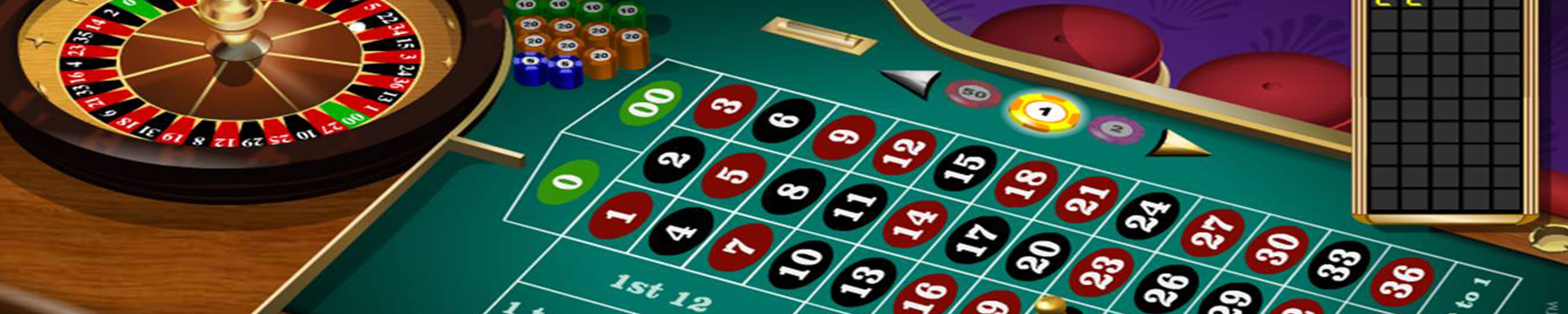 Advantages to playing online roulette
