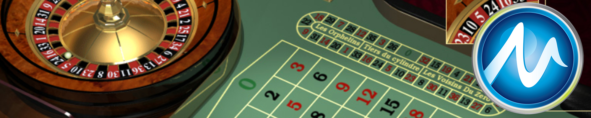 Microgaming roulette options
