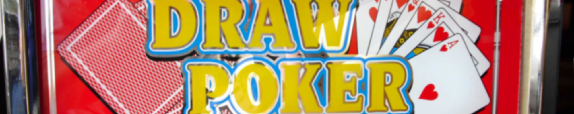 Draw poker rules