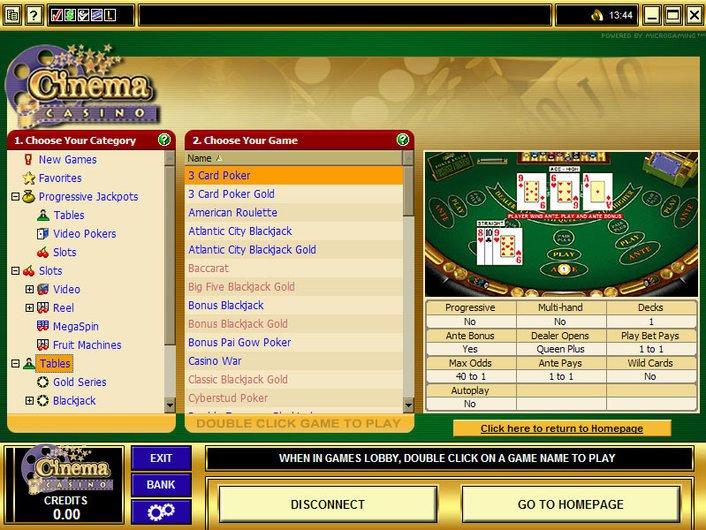 Cinema Casino