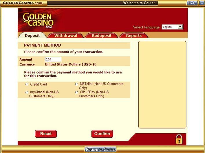 Golden Casino