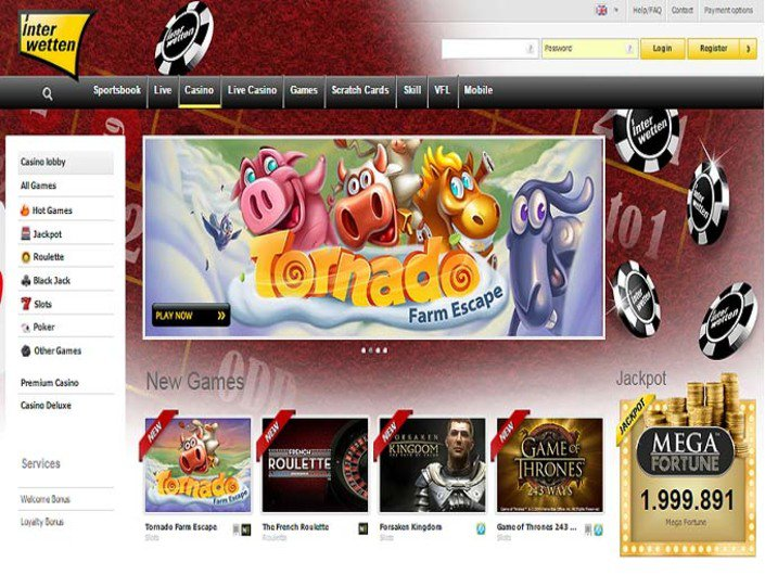 Interwetten Casino