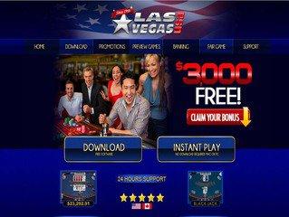 Lasvegasusa home page