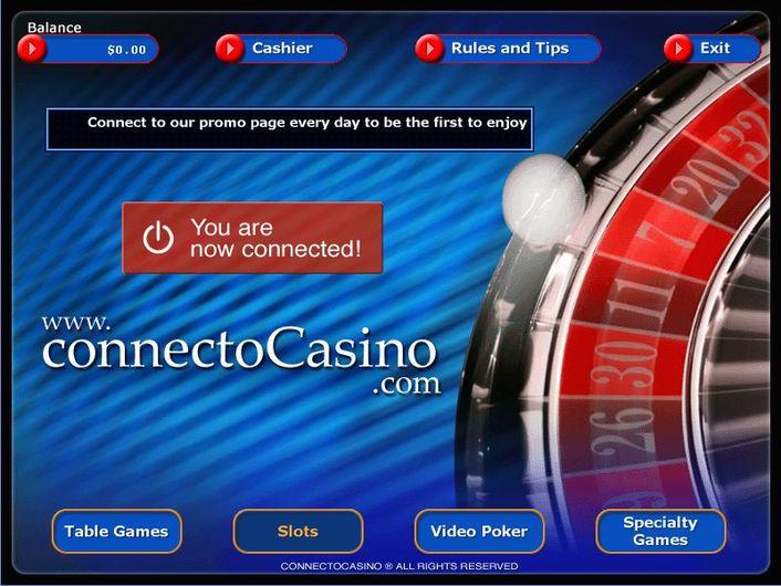 Connect 2 Casino