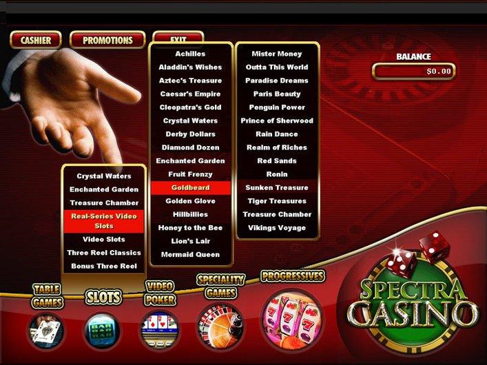 Spectra Casino