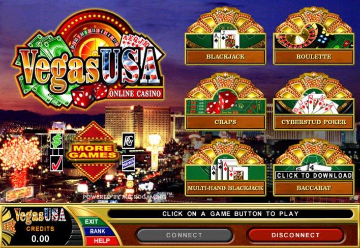 Vegas USA