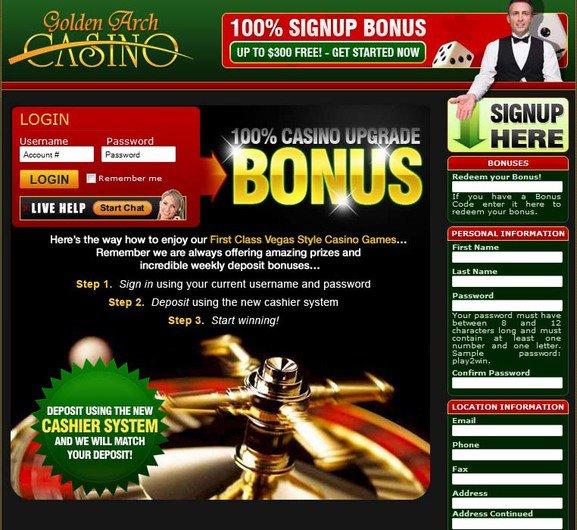 Golden Arch Casino
