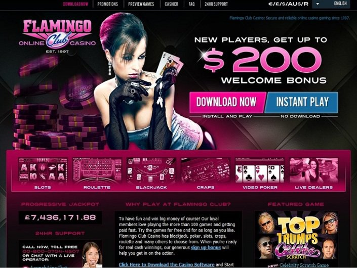 Flamingo Club Casino