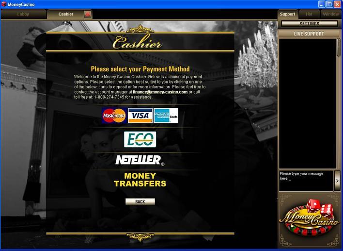 Money Casino Closed