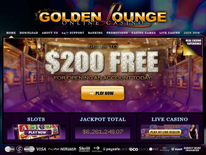 Golden Lounge Casino