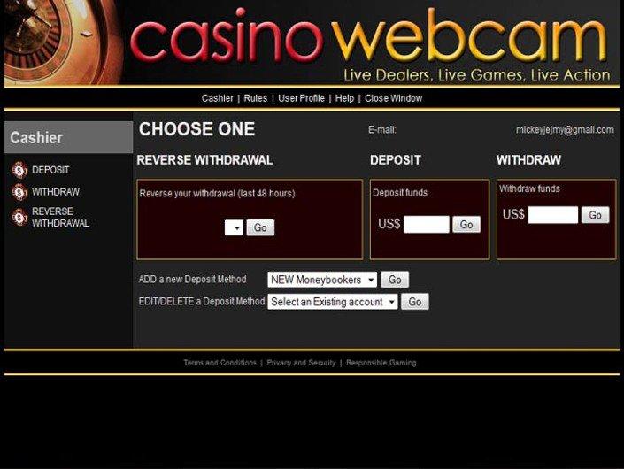 Casinowebcam