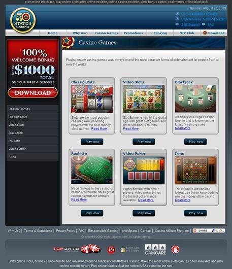 50 States Casino