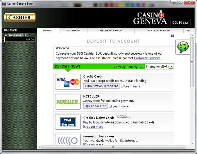 Casino Geneva