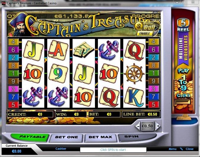 Centrebet Casino