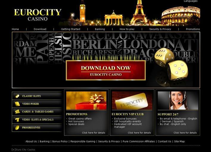 Euro City Casino