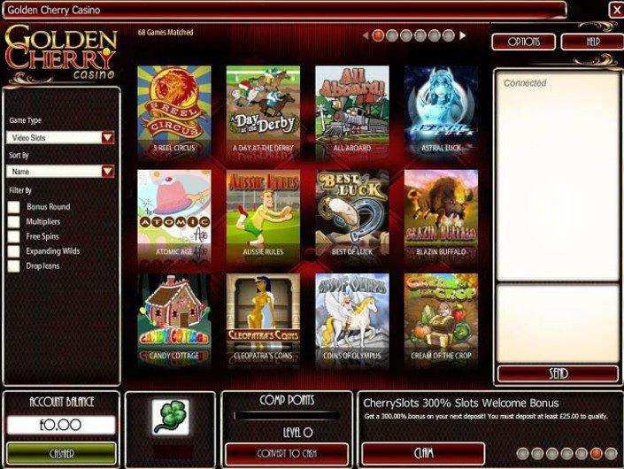GoldenCherry Casino