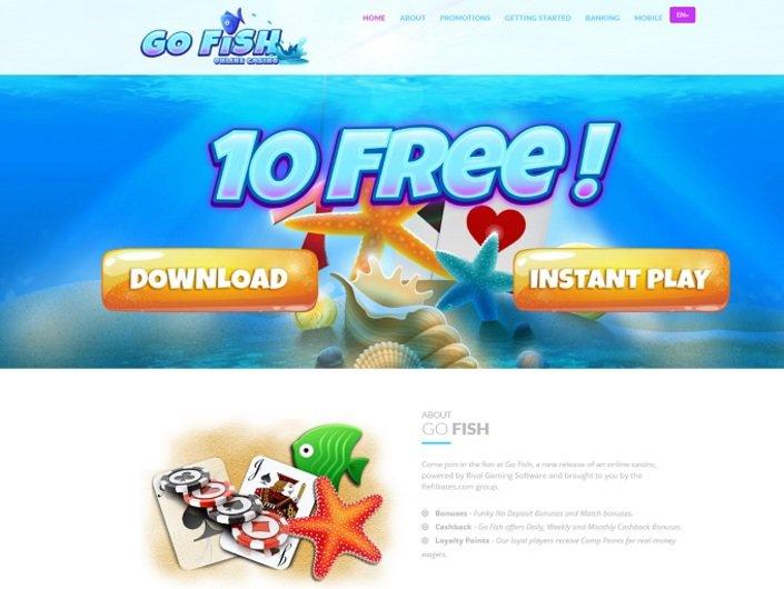 GoFish Casino