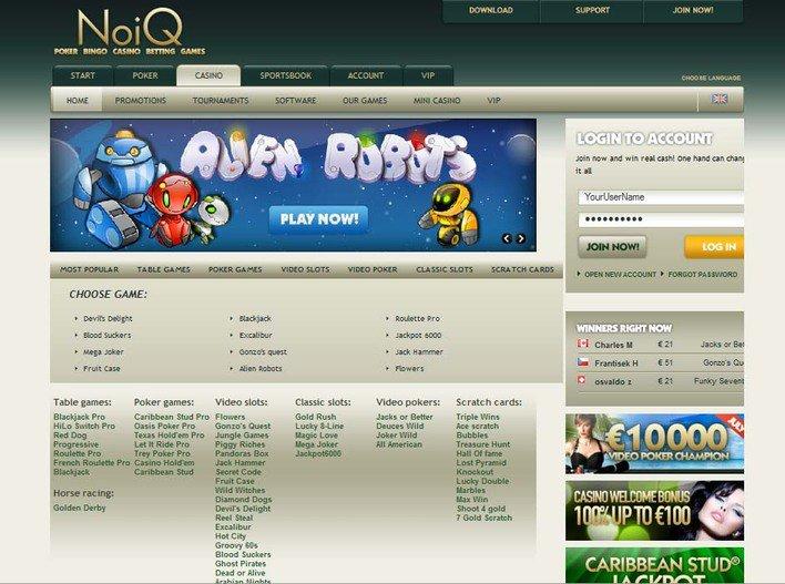 NoiQ Casino