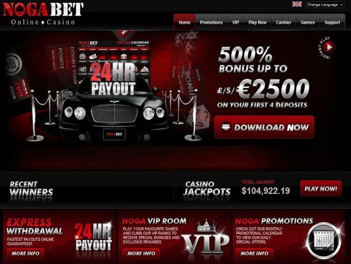 NogaBet Casino