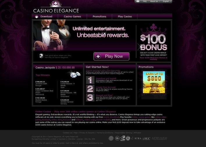 Casino Elegance