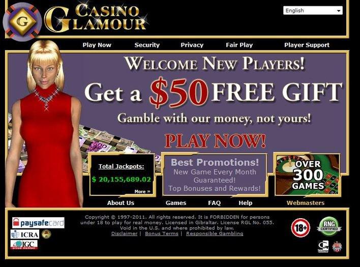Casino Glamour