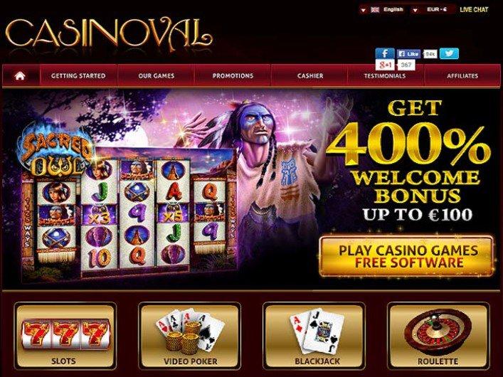 Casinoval