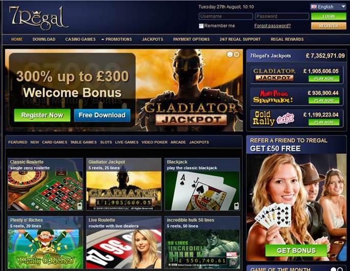 7Regal Casino
