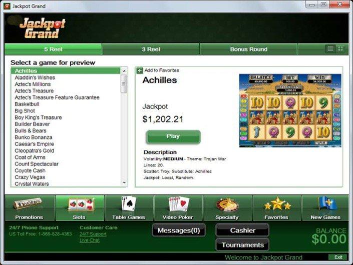 Jackpot Grand Casino