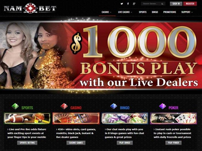 Nambet Casino