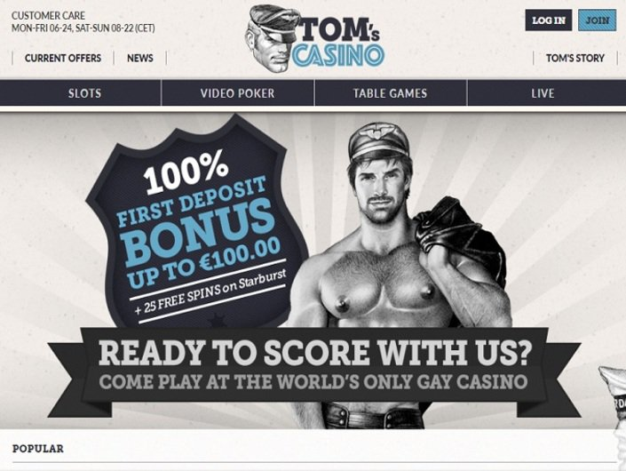 Toms Casino