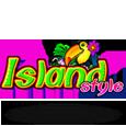 Island style logo