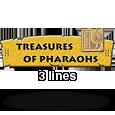 Treasure pharaon 3 line