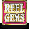 Reel gems logo