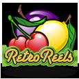 Retro reels logo