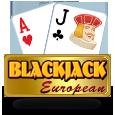 Blackjack european