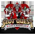 Alice in wonderland slot quest