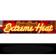 Retro reels extreme heat logo