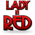 Lady in red logo