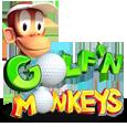 Golf and monkeys