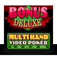 Multihand bonus deluxe poker