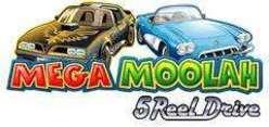Game Review Mega Moolah 5 Reel Drive