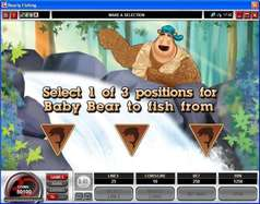 Game Review Bearly Fishing