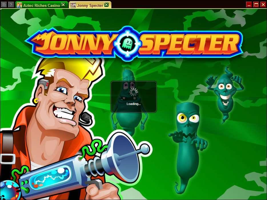 Game Review Jonny Specter