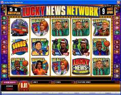Game Review Lucky News Network