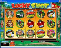 Game Review Lucky Shot