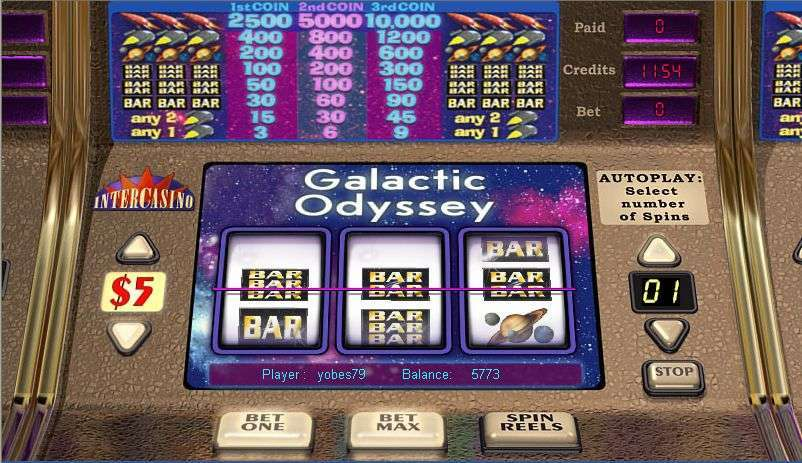 Game Review Galactic Odyssey