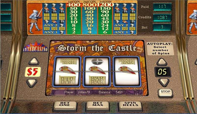 Game Review Storm The Castle
